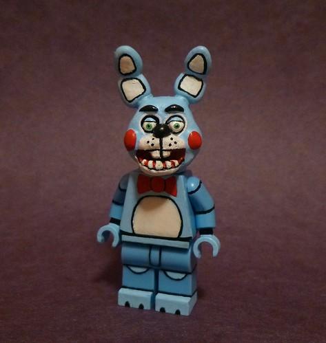 Lego 5 Nights At Freddy S Toys : Lego five night s at freddy toy bonnie i ve had