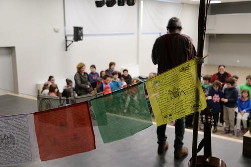 Jordi Tonietti al Centre Cívic de Calders