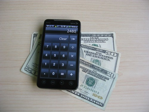 Android Smartphone with Money | by IntelFreePress