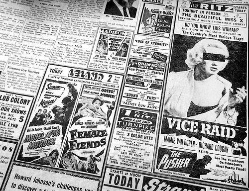 albany ny movietheater ads 1960 1960s cant decide if