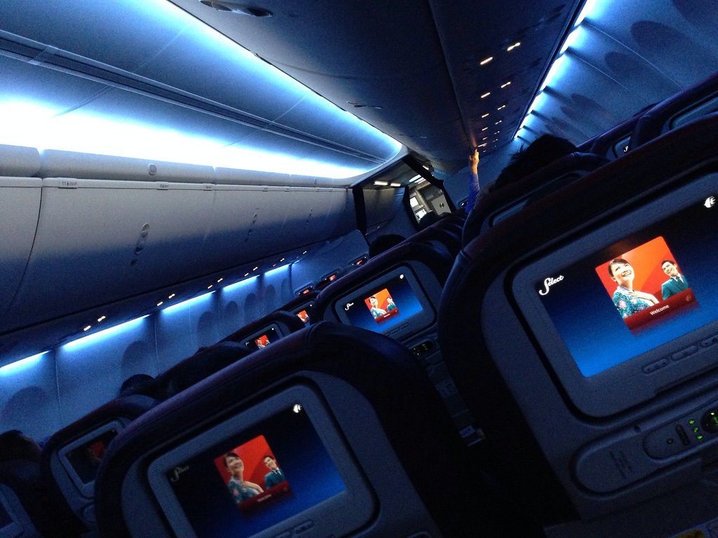 ... Boeing Sky Interior On Malaysia Airlinesu0027 New Boeing 737 800 | By A.