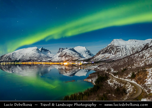 Norway Senja Norway S Second Biggest Island Bergsfjo