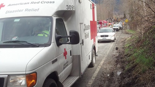 WA Landslide Response | by American Red Cross