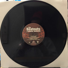 THE BEATNUTS:A MUSIC MASSACRE(RECORD SIDE-B)