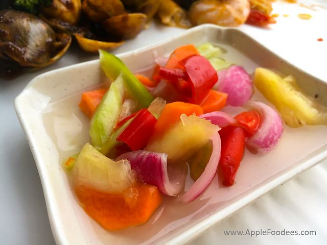 Blue Inn Seafood Kepong - Salad