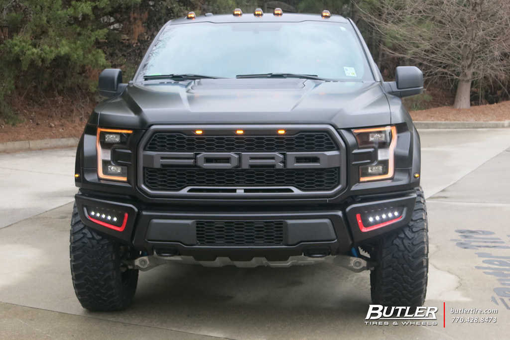2017 Ford Raptor With 20in Fuel Nutz Wheels And Toyo Open Flickr