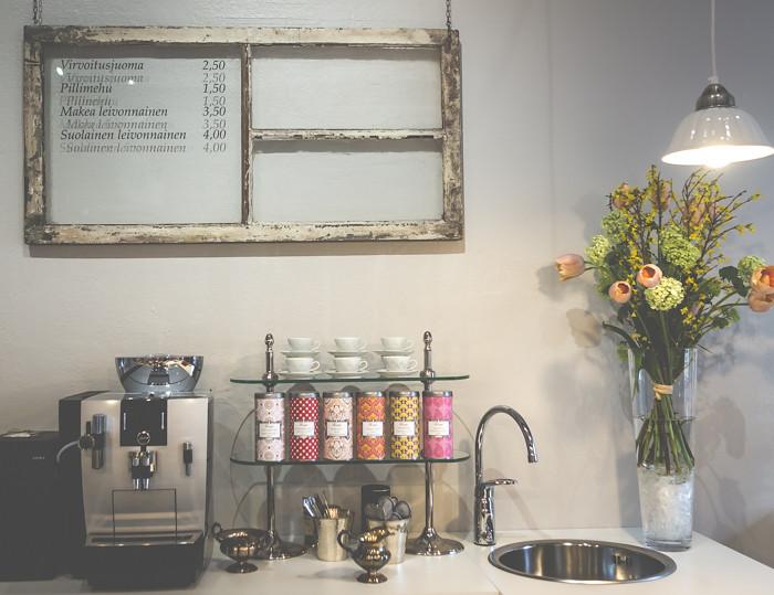 lugnet life &  living sisustusliike kahvila