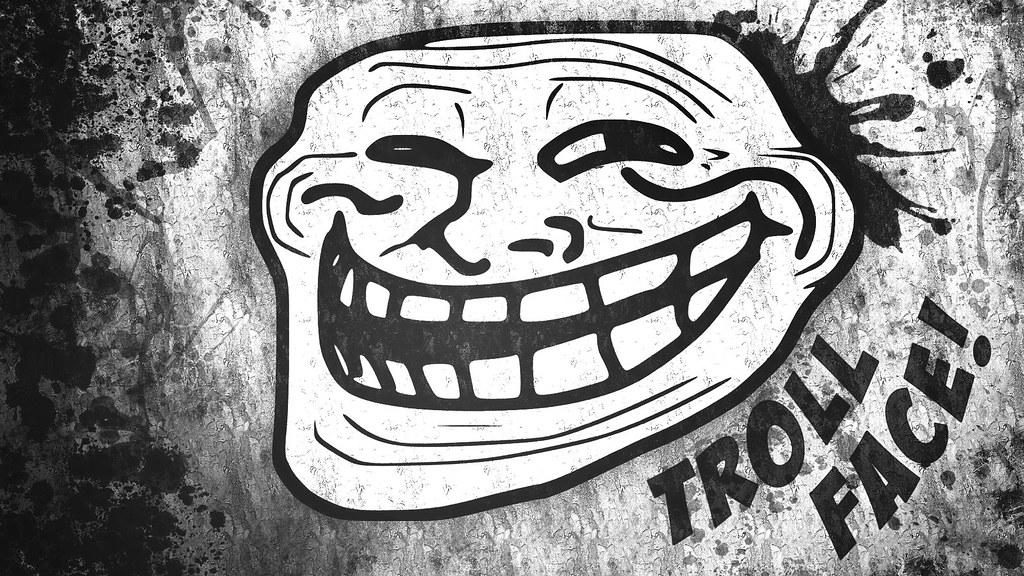 Troll face wallpaper hd 1920x1080 janifer lione flickr troll face wallpaper hd 1920x1080 by janiferlione voltagebd Gallery