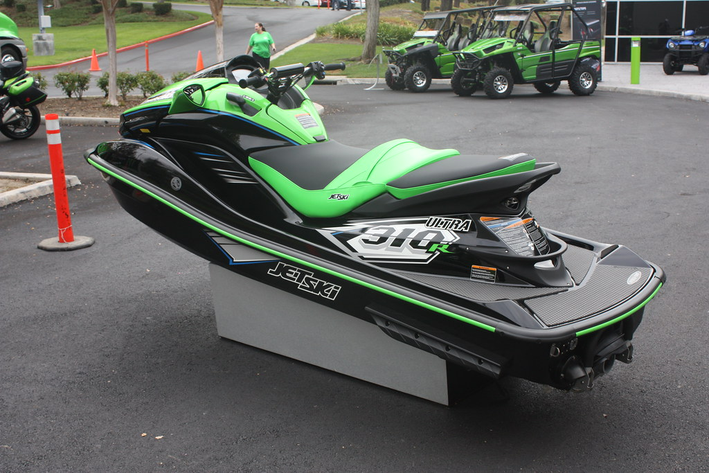 What Is The Horsepower On The  Kawasaki Ultra Lx