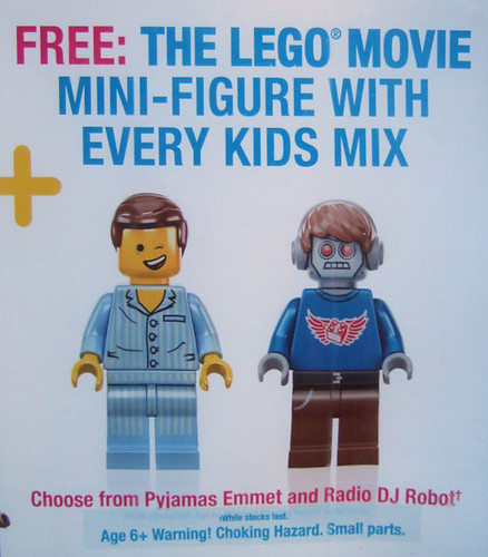 TLM offer at Odeon cinemas | by Brickset