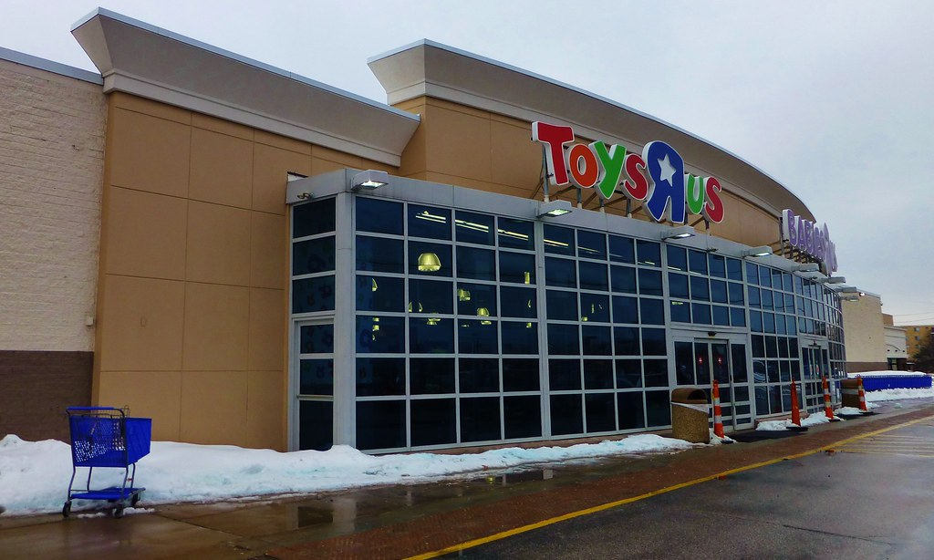 Toys R Us Babies R Us Parma 1 8515 Day Drive In Parma Flickr