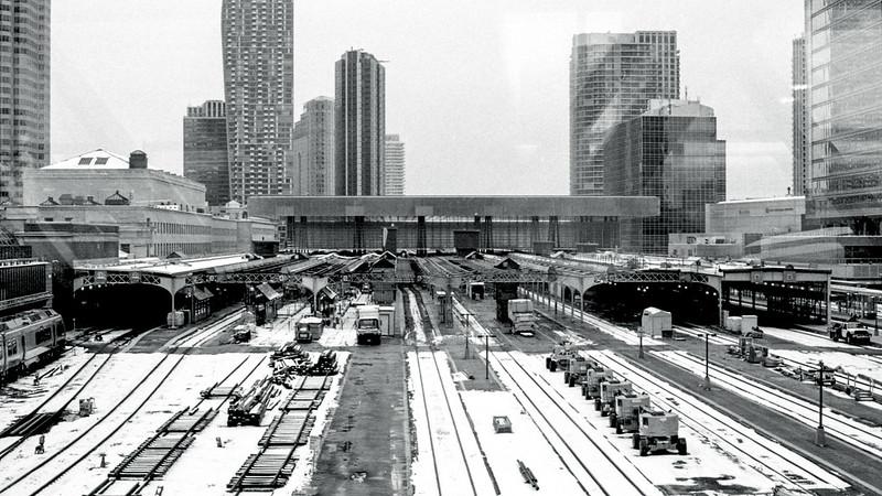 Union Station Track Level Still a Work in Progress