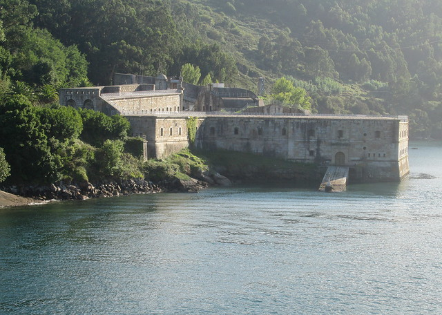 Fortification to Port Side, Ferrol Estuary