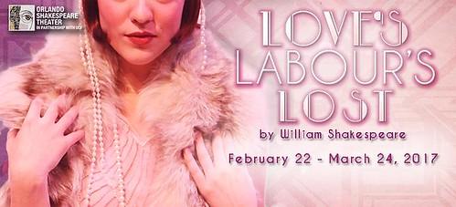 "Orlando Shakes' ""Love's Labour's Lost"" (LLL)"