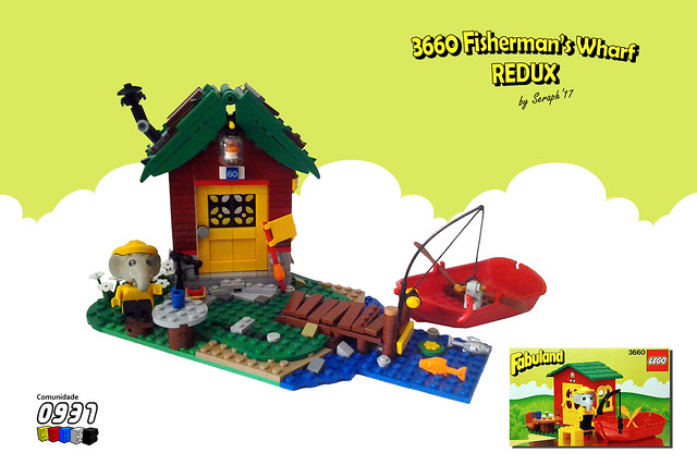 3660 - Fisherman's Wharf - REDUX