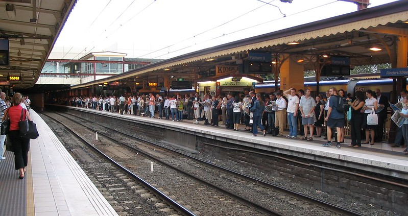Flinders Street Station (March 2007)