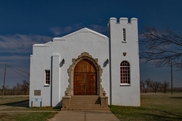 Fort Reno Chapel