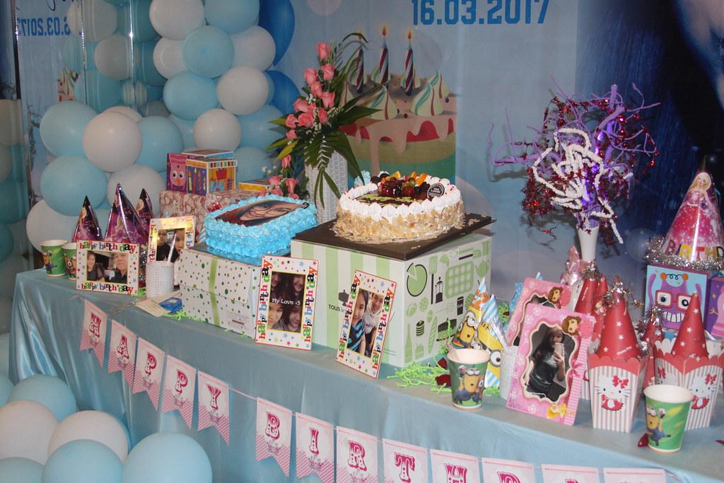 Tiệc mừng sinh nhật Hải Yến