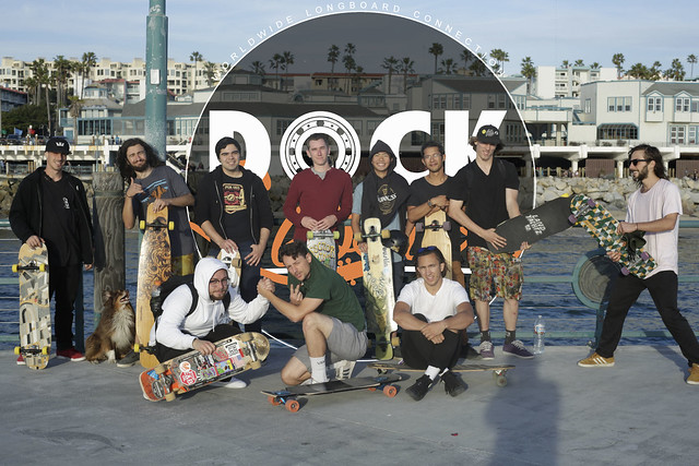 The Crew of DockSession USA in Redondo looking like a bunch of Hotmail accounts
