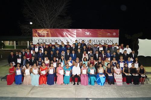 Ceremonia de graduación de la Generación 2016