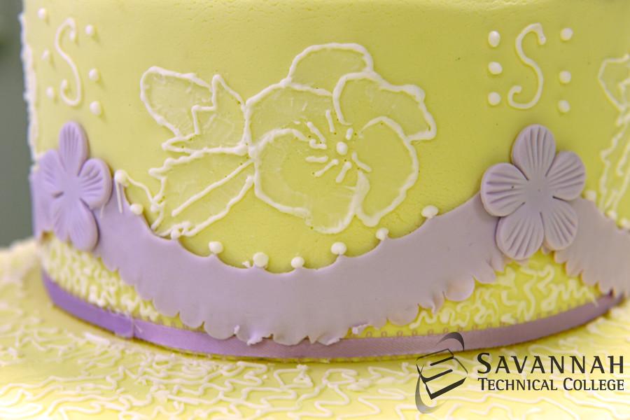 Summer Wedding Cake Finals | Savannah Tech Wedding Cake Fina… | Flickr