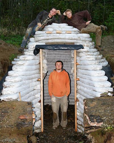 Alderleaf Wilderness College Making Natural String Mother Earth News
