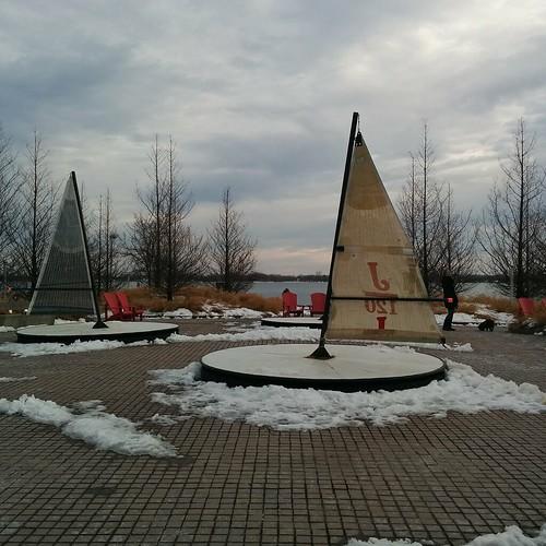 Leeward Fleet, by RAW