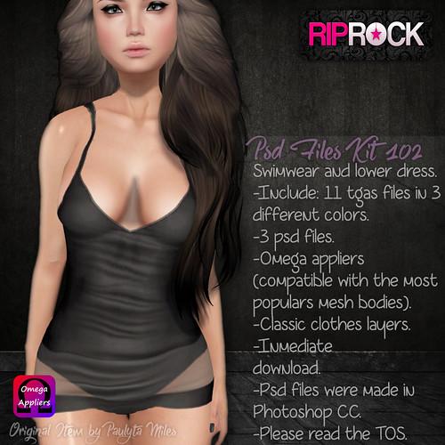 RipRock - Kit 102 Vendor