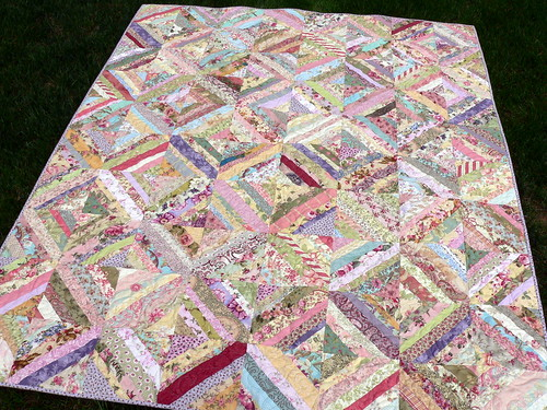 Shabby Strings | by Deb@asimplelifequilts