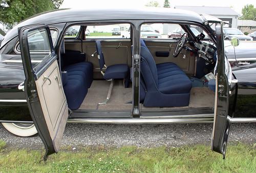 1948 Chrysler Windsor 4 Door Limousine 9 Of 17