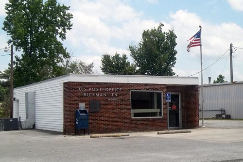 Rickman, TN post office | by PMCC Post Office Photos