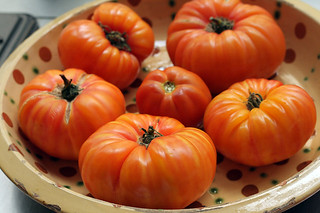 real summer tomatoes | by David Lebovitz