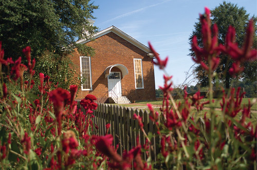 St. Philips African Moravian Church at Old Salem | by VisitWS