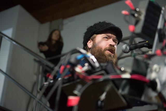 Drangar @ Sundlaugin (Sigur Ros Studio) - Iceland Airwaves