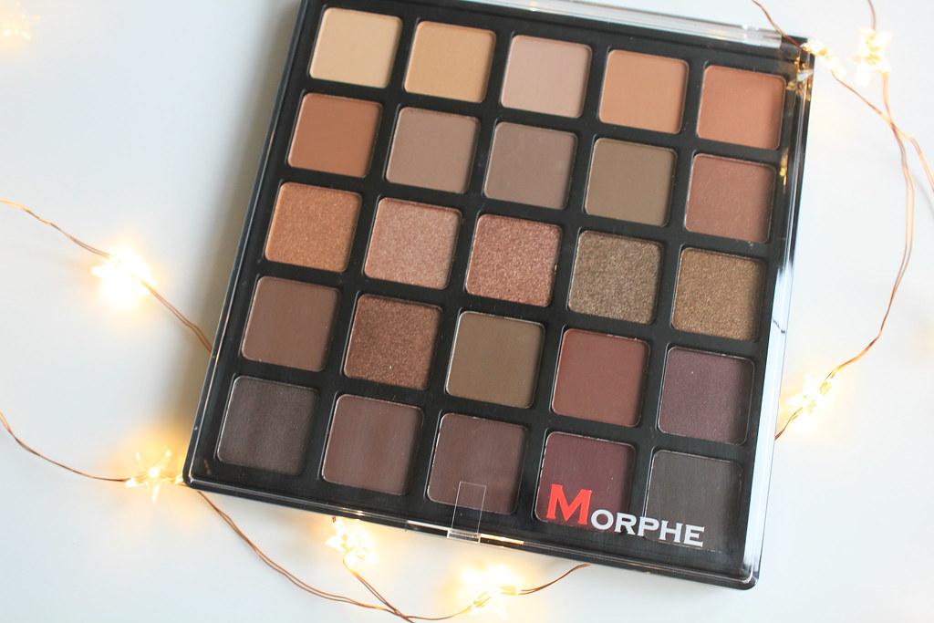 Morphe Brushes 25B Bronzed Mocha Palette