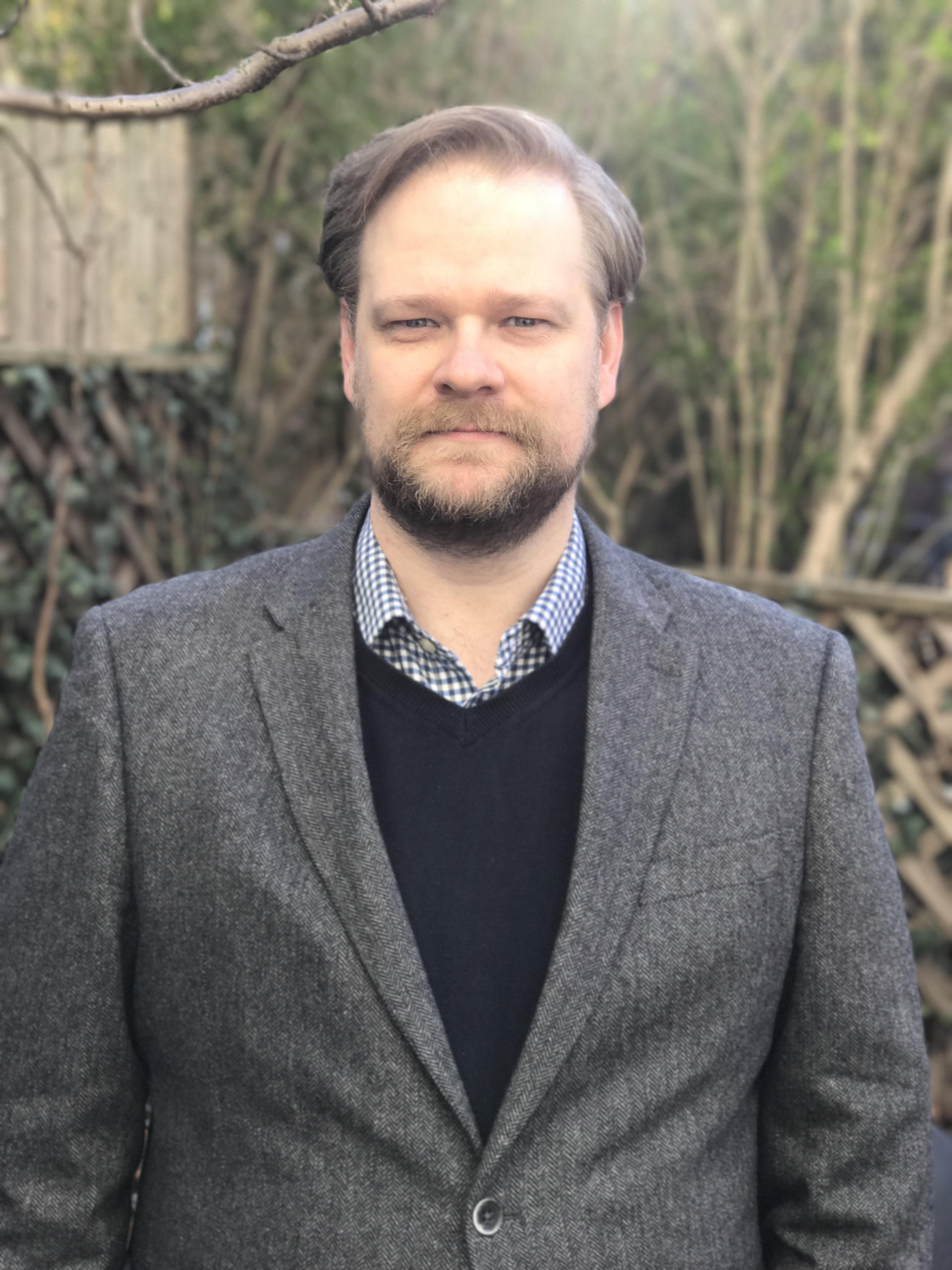 Josh Benton of the Nieman Lab (Courtesy)