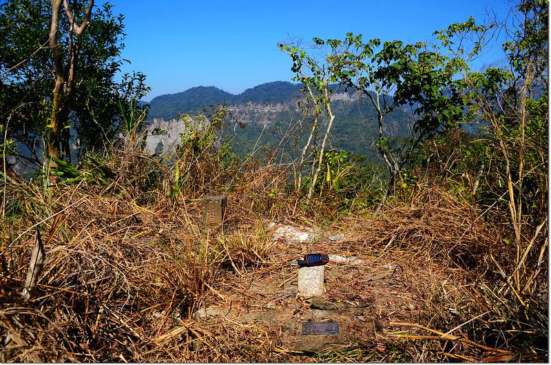竹頭山山頂 1