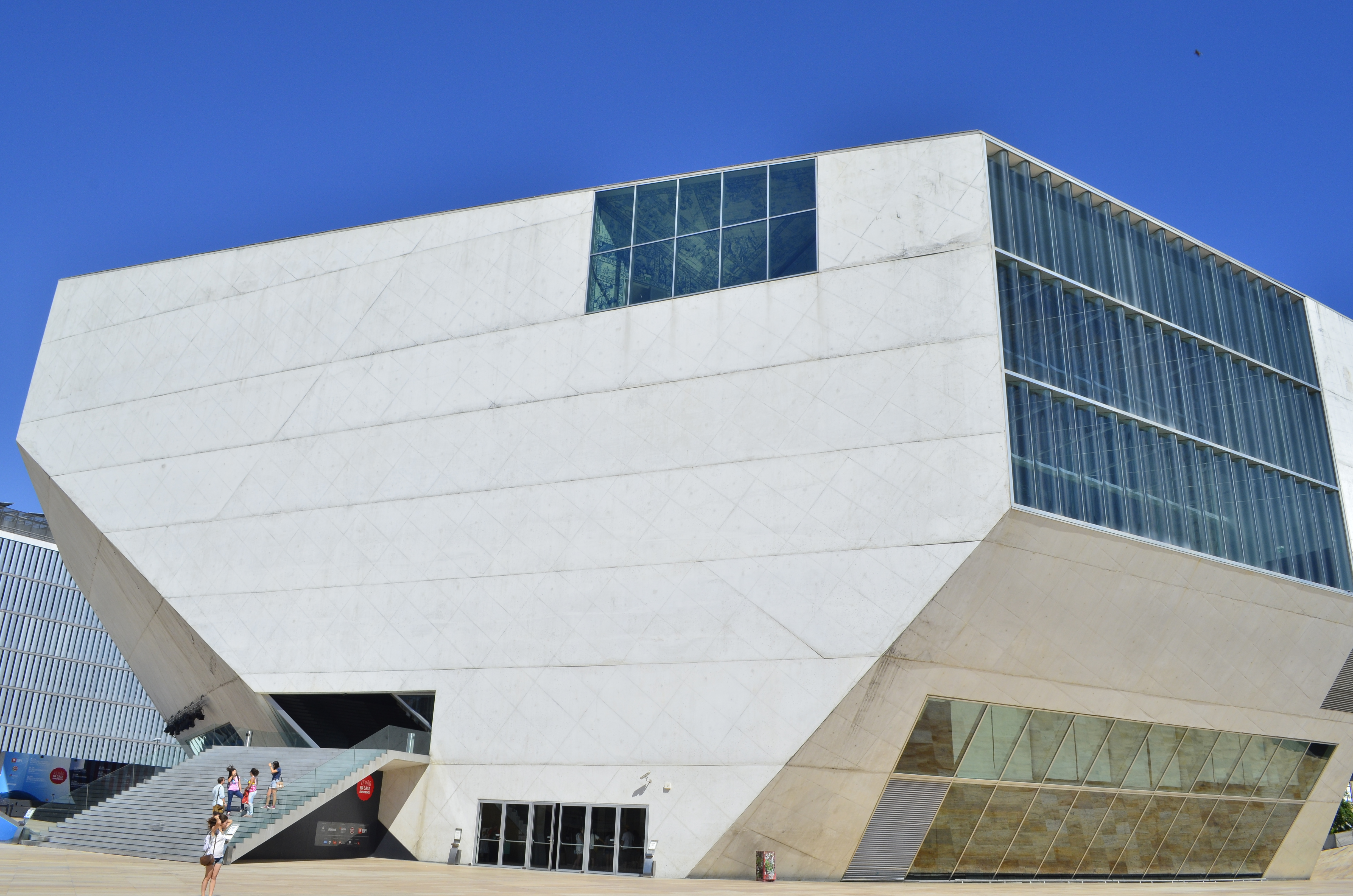 Casa da Música, Porto