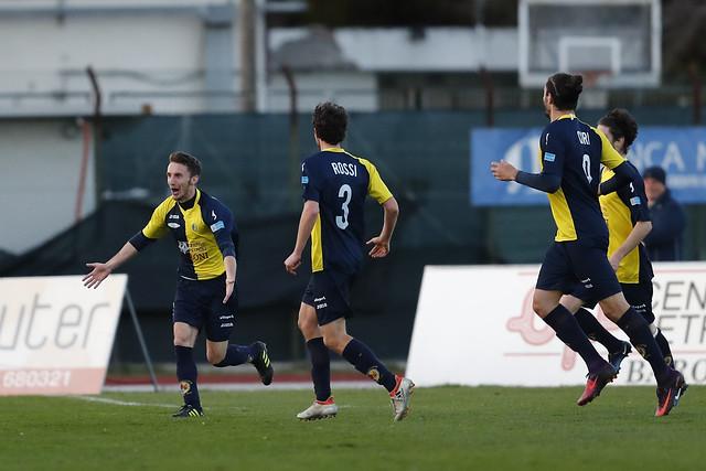 Santarcangelo - Pordenone 3-1