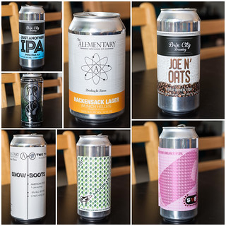 New Jersey Canned Craft Beers | by fourbrewers