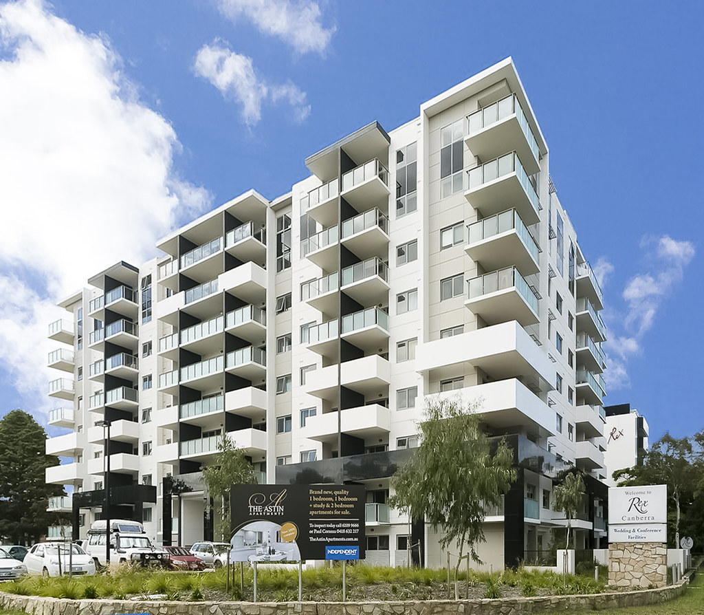 canberra apartments