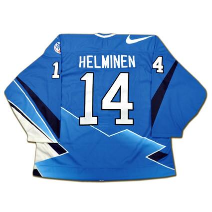Finland 1996 B jersey copy