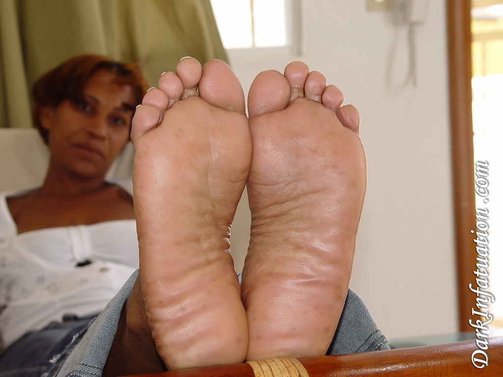 Have Dark infatuation soles was