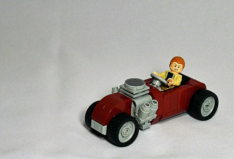 LEGO® MOC by Vitreolum: Roadster