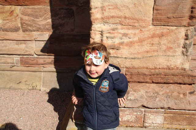 Rosslyn Chapel medieval day