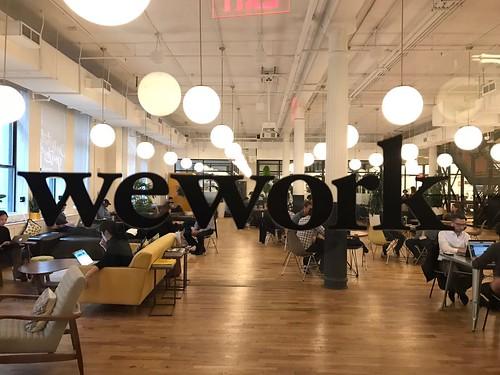 Missão NY - Visitas técnicas B&H e WeWork