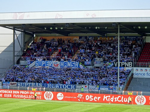 FSV Mainz 05 II 2:4 F.C. Hansa Rostock