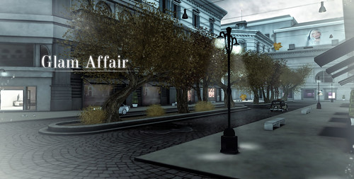 Glam Affair & Tableau Vivant - Sim | by Aida Ewing