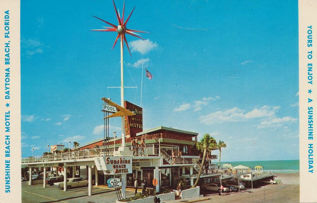 Sunshine Beach Motel - Daytona Beach, Florida