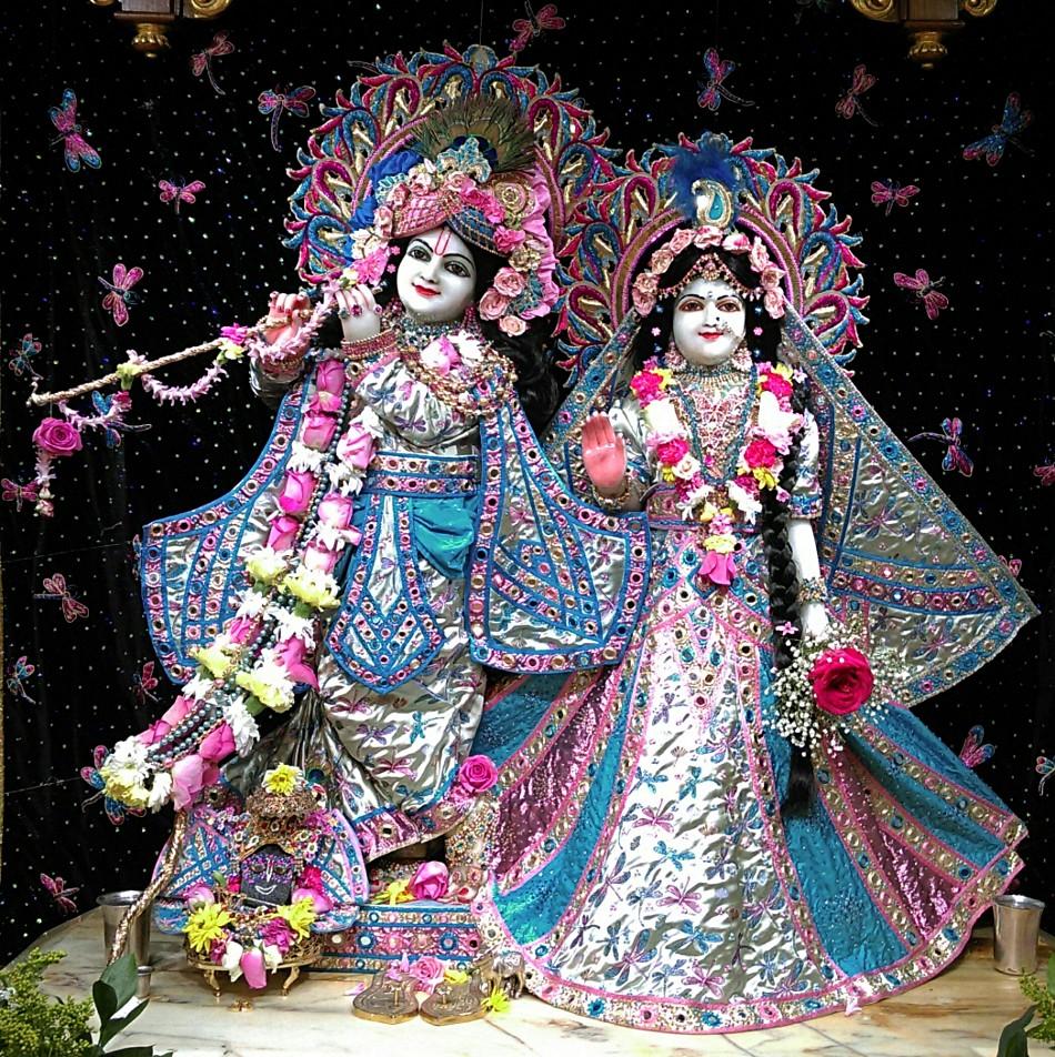 darshan iskcon london radha krishna temple soho street flickr